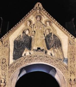 Ciborio sant'Ambrogio