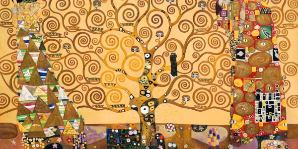 klimt albero della vita