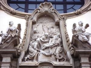 S. Maria Passione facciata