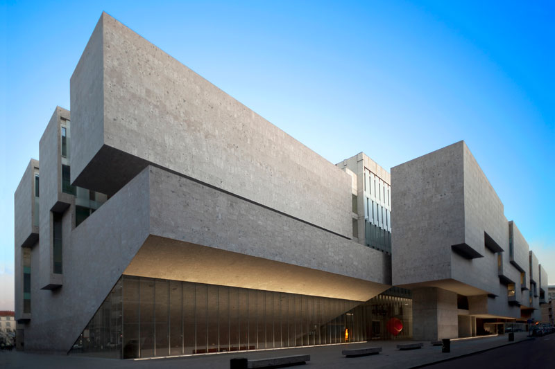 Universit bocconi campus e art gallery scoprire milano for Sede bocconi milano