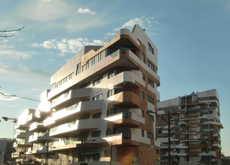 Interventi nell area dell ex fiera tre torri e residenze for Eventi fiera milano