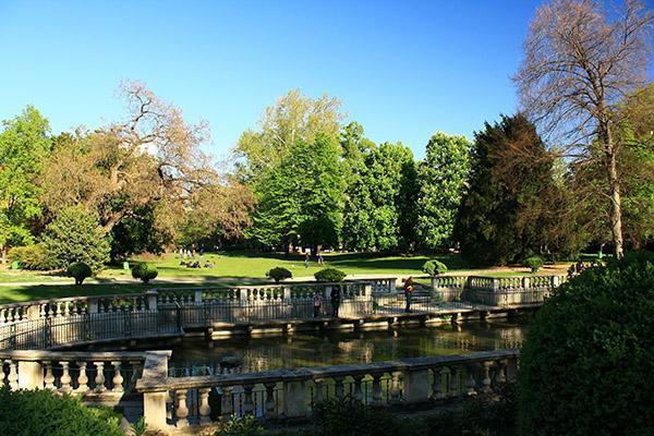 Giardini guastalla scoprire milano e dintorni - Ufficio parchi e giardini milano ...