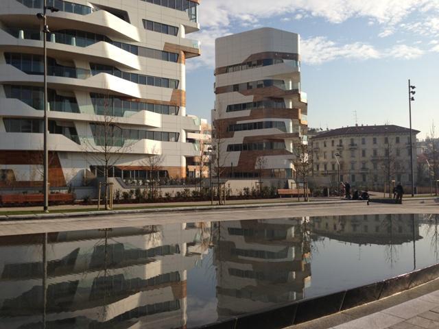 Residenze Hadid+fontana